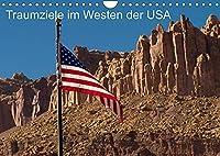 Traumlandschaften im Westen der USA (Wandkalender 2022 DIN A4 quer): Reiseziele USA - der Highway Nr. 12 (Monatskalender, 14 Seiten )