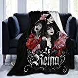PATRICK Selena Quintanilla Ultra-Soft Micro Fleece Blanket for Couch/Living Room/Warm Winter Cozy Plush Throw Blankets for Adults Or Kids