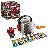 LEGO 43109 VIDIYO Metal Dragon Beatbox, Creador de Vídeos Musicales de Juguete, App Realidad Aumentada, Set con Mini Figura