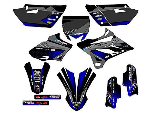 2019-2020 YZ 85, Surge Black Complete kit, Senge Graphics, Compatible with Yamaha