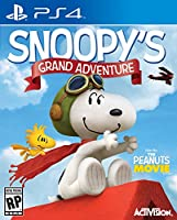 Snoopy's Grand Adventure (輸入版:北米) - PS4