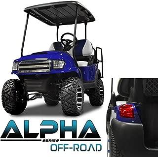 Madjax NEW!!! Club Car Precedent ALPHA Off-Road Style Body Kit in Blue