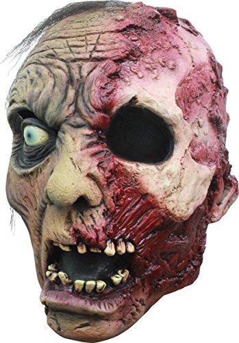Mácara 3/4 zombie quemado hombre - L