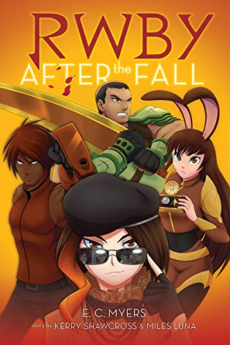 After the Fall (RWBY, Book #1) (1)
