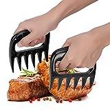 Shipenophy Pinzas para Tenedor de Carne de Resina de Grado alimenticio, Garras de Cerdo tiradas ergonómicas, Garra de Carne de Oso para Cocina de Restaurante en casa