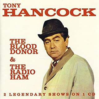 Blood Donor / Radio Ham