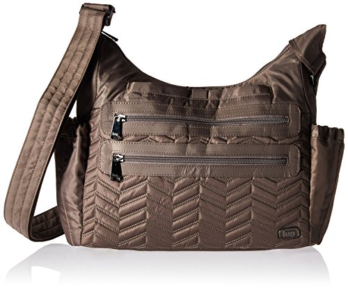Lug Women's Body Bag, Walnut Brown, One Size