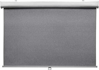 IKEA Tretur Blackout Roller Blind Llight Gray 503.810.16 Size: 38x76 3/4