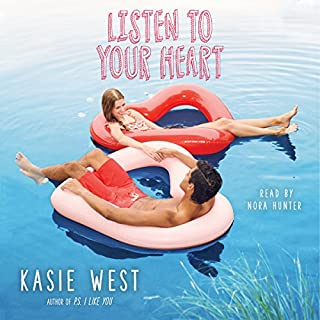 Listen to Your Heart                   By:                                                                                                                                 Kasie West                               Narrated by:                                                                                                                                 Nora Hunter                      Length: 8 hrs and 13 mins     7 ratings     Overall 4.1