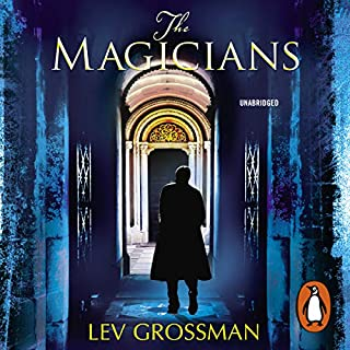 The Magicians, Book 1                   By:                                                                                                                                 Lev Grossman                               Narrated by:                                                                                                                                 Mark Bramhall                      Length: 17 hrs and 24 mins     535 ratings     Overall 4.0