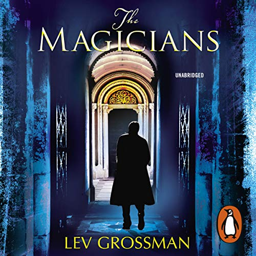 The Magicians, Book 1 Audiobook By Lev Grossman cover art