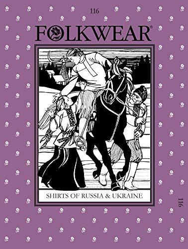 Muster - Folkwear #116 Shirts von Russland und Ukraine