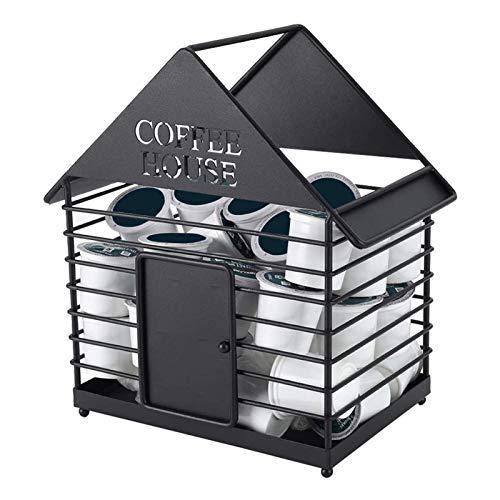 Kaffeepadhalter Haus Europäische Kreative Kaffeehaus Eierhaus Kaffeekapsel Aufbewahrungskorb Obstbrot Keks Snack Aufbewahrungsbox
