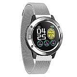 ZRY Smart Watch Q10, Pulsera Deportiva De Las Señoras Táctil...
