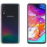 SAMSUNG Galaxy A70 Dual SIM 128GB 6GB RAM SM-A705FN/DS Nero