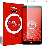 ZenGlass Flexible Glas-Folie kompatibel mit LG Stylus 2