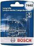 Bosch 7440 Long Life Upgrade Minature Bulb, Pack of 2
