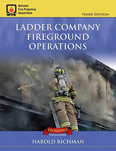 Ladder Company Fireground Operations, 3rd Edition Kansas