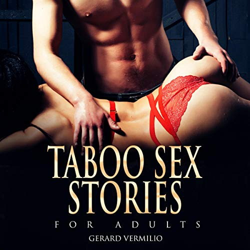 Taboo Sex Stories for Adults audiobook cover art