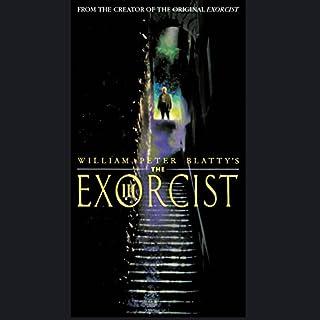 Exorcist III audiobook cover art