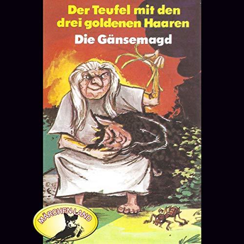 『Der Teufel mit den drei goldenen Haaren / Die Gänsemagd』のカバーアート