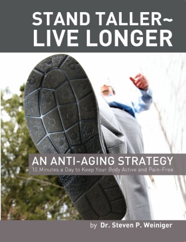 Stand Taller Live Longer (English Edition)