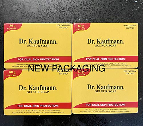 Dr. Kaufmann Medicated Sulfur Soap