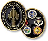 U.S. Special Operations Command Challenge Coin