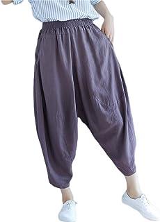 43fa13d019 Amazon.it: Abbigliamento Donna Abiti Corti - Pantaloni / Donna ...