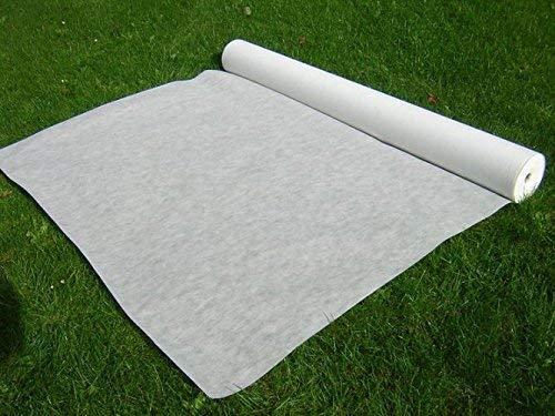 Toile de protection contre le gel en tissu non tissé de 30 g/m², largeur 240 cm (250 mètres (rouleau entier).