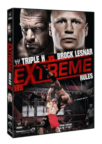 Extrême rules 2013 : triple h vs brock lesnar [FR Import]
