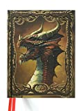 Beyit: Red Dragon (Blank Sketch Book) (Luxury Sketch Books)