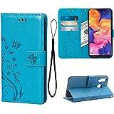 Teebo Wallet Case for Samsung Galaxy A9 Pro 2019/A8S Card