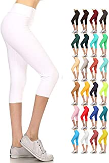 Leggings Depot High Waisted Leggings -Soft & Slim - 37+...