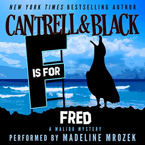 F is for Fred Audiobook By Rebecca Cantrell,                                                                                        Sean Black cover art