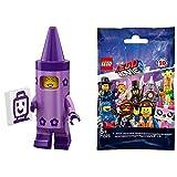 レゴ (LEGO) ムービー2 ミニフィギュア シリーズ クレヨンガール(ペンの女の子)【71023-5】
