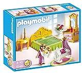 PLAYMOBIL - Habitación Real con Cuna, Set de Juego (5146)