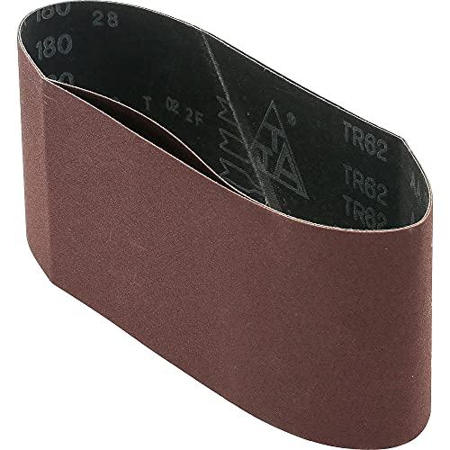 Shop Fox D1247 4' by 24' Aluminum Oxide Belt 180 Grit, 2-Pack