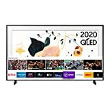 The Frame 2020 65' Art Mode QLED 4K HDR Smart TV with No-Gap Wall Mount in-box