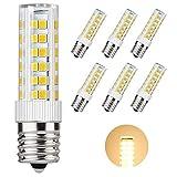 DiCUNO LED電球 E17口金 50W形相当 550lm 省エネ90% 電球色相当(6W) 3000K 広配光タイプ 6個パック