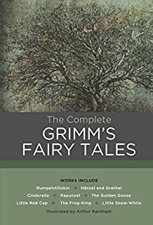 The Complete Grimm's Fairy Tales (Chartwell Classics)