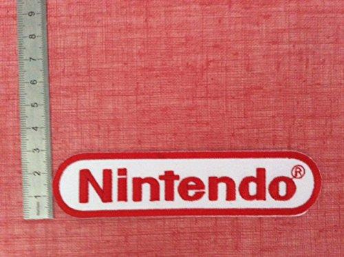 Parches para planchar aufnaher Toppa Nintendo?