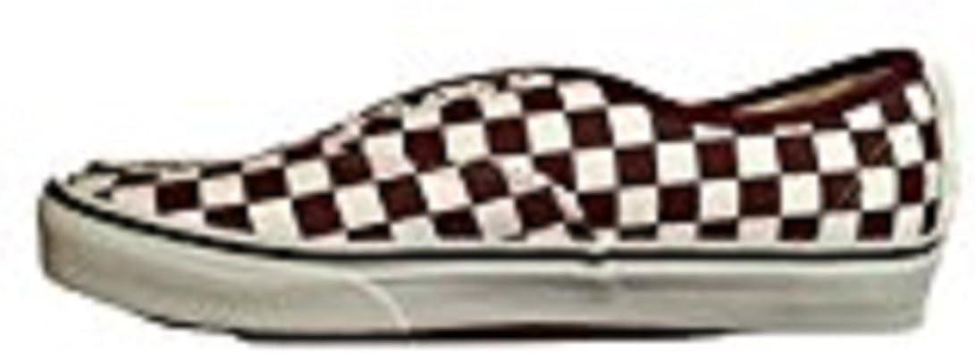 Amazon.com   Vans Authentic Checkerboard Port Royale/White Women's ...