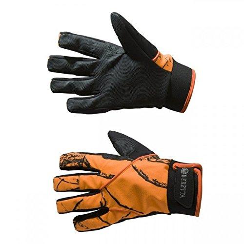 Beretta Handschuhe Active Camo AP Blaze Orange XXL