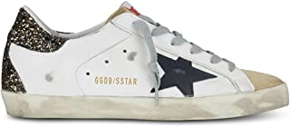 Golden Goose Luxury Fashion Donna GWF00102F00011880186 Bianco Pelle Sneakers   Ss21