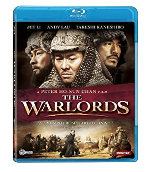 The Warlords  + BD Live  [Blu-ray]