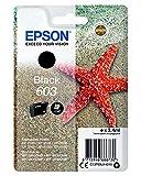 Epson C13T03U14010 Adecuado para XP2100 Tinta Negro Nr.603 3,4ml