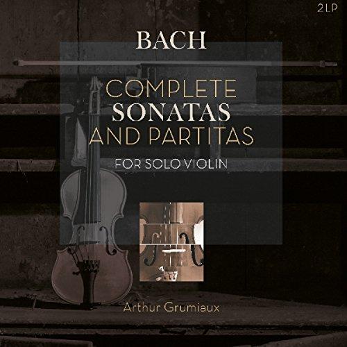 Bach: Complete Sonatas & Partitas for Solo Violin [2LP VINYL] [Vinilo]