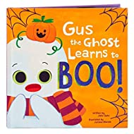 Gus the Ghost Learns to Boo! Book