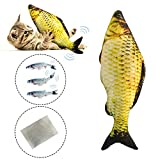 2020 Nuovo pesce divertente di simulazione di pesce elettrico di simulazione,Animali inter...